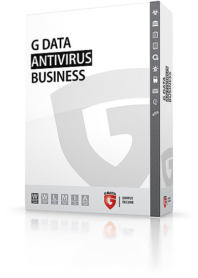 Boxshot G DATA Antivirus